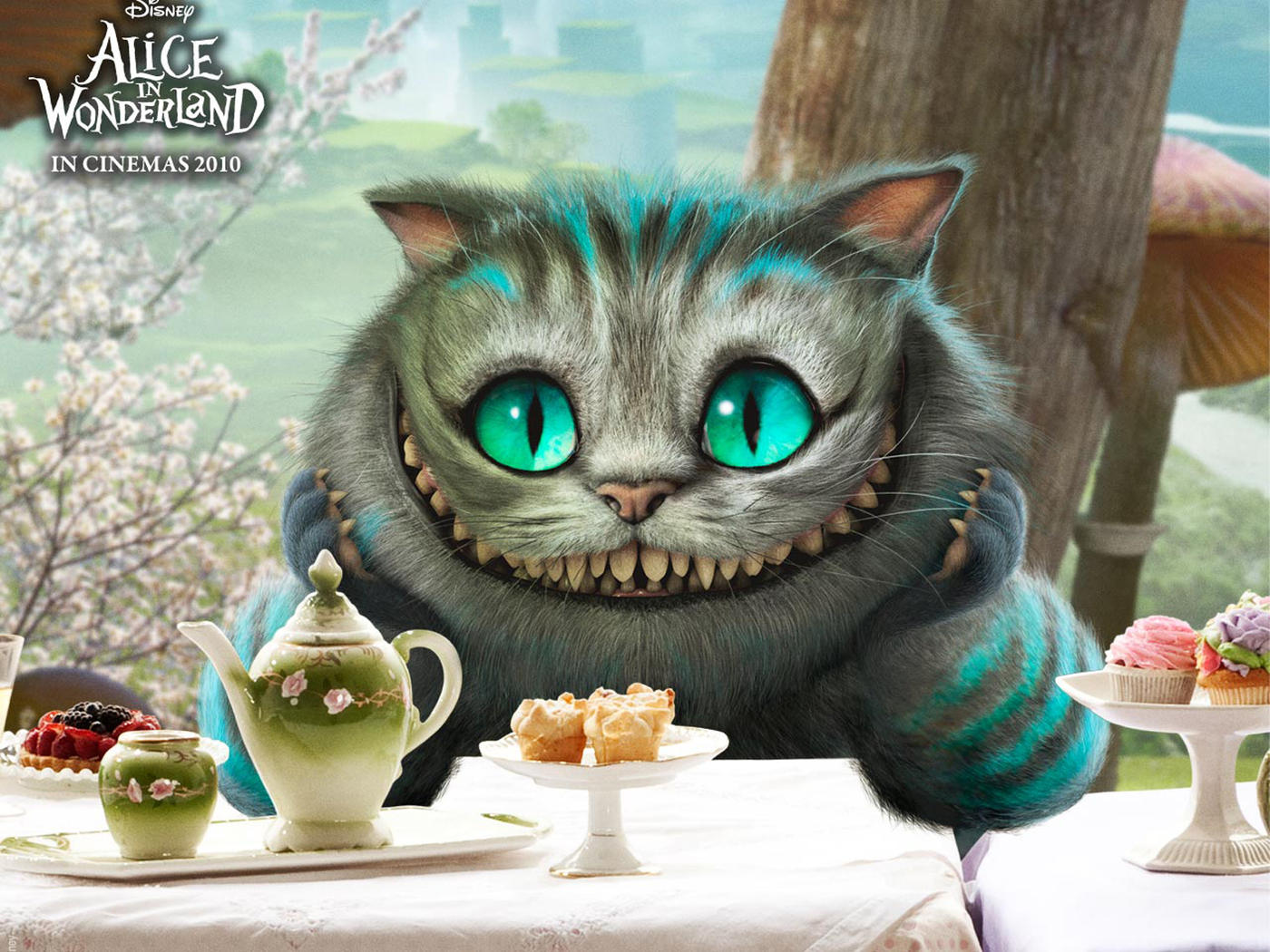 Cheshire cat fine toy shop