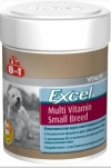 8 in 1 Excel Multi Vitamin Small Breed Мультивитамины для собак мелких, 8in1