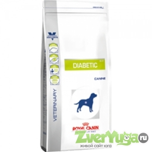 Купить Royal Canin Diabetic DS37 Роял Канин Диабетик (Royal Canin)